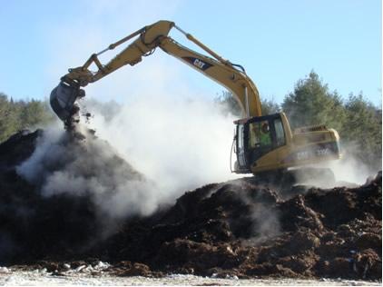 Country Fare Inc Loam Bark Mulch Compost